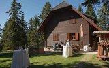 Horská chata Muštrinka