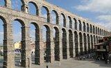 ŠPANĚLSKO - Madrid a památky UNESCO (letecky)