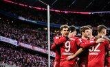 Bayern Mníchov - Eintracht Frankfurt