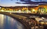 Francouzská Riviéra, pobyt v Zátoce Andělů