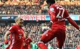 Bayern Mnichov - Hannover