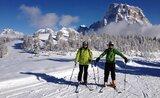 Velikonoční lyžování v Civettě - skipas na 4 dny a autobusová doprava v ceně