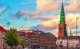 Kodaň v době adventu - metropole paláců, muzeí