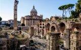 Řím, Neapol, Pompeje, Vesuv