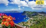 To nejkrásnější z Ischie a Neapolského zálivu v seniorském rytmu - Hotel 3*