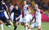 Evropská liga: Maccabi Tel Aviv - Slavia Praha