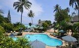 Holiday Inn Resort, Phi Phi, Bangkok Palace Hotel, Bangkok