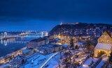 Adventní Budapešť s návštěvou termálů (Hotel)