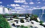 RIO DE JANEIRO, VODOPÁDY IGUACU, SALVADOR