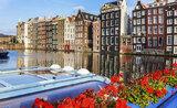 hotel v Amsterdamu