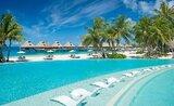 Hotelový resort Conrad Bora Bora Nui