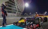 Formulu 1 - Veľká Cena Abu Dhabi 2019