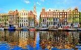 Cesta za holandskými sýry