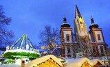 Mariazell a průvod čertů (Trasa Praha-ČB)
