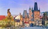 Čechy - Praha,  zámky a hrady v Čechách, Praha, České Budejovice, Hluboká, Karlštejn, Český Krumlov,