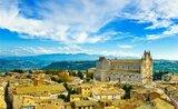 Středověká Umbrie Florencie a Cinque Terre