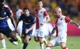 Evropskou Ligu: Maccabi Tel Aviv - Slavia Praha