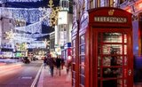 Adventní výlet do Londýna