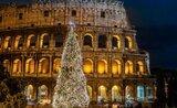 Adventní Řím, Neapol a světelná show v Salernu