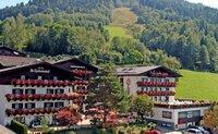 Hotel St. Hubertushof - Rakousko, Kaprun - Zell am See,