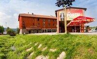 Chata Lanovka - Česká republika, Lipno,