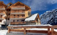 Résidence Le Crystal Blanc - Francie, Alpe d'Huez,