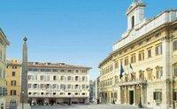 Hotel Nazionale Rome - Itálie, Řím,