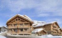 Residence Le Cristal de l'Alpe - Francie, Alpe d'Huez,
