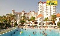 Hotel Side Aqua Beach - Serenis - Turecko, Kumkoy,