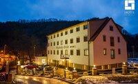 Wellness hotel Hluboký dvůr - Česká republika, Hlubočky,