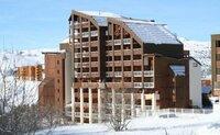 Residence Les Ecrins D´huez - Francie, Alpe d'Huez,