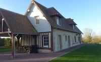 Bocage - Francie, Normandie,