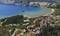 Pavilony San Marino Plaža a Veli Mel - Chorvatsko, Lopar,