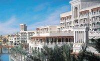 Al Qasr at Madinat Jumeirah - Spojené arabské emiráty, Dubai,
