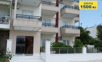Aparthotel Stelios - Řecko, Olympská riviéra,