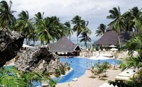 Diani Reef Beach Resort & Spa - Keňa, Diani Beach,