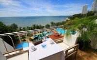Royal Cliff Beach Hotel - Thajsko, Pattaya,