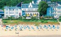 Seetel Strandhotel Atlantic - Německo, Ostrov Uznojem,
