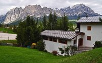 Chalet Lacedel - Itálie, Cortina d´Ampezzo,