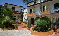 Hotel Grotticelle - Itálie, Capo Vaticano,