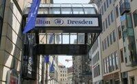 Hilton Dresden - Německo, Drážďany,