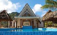 Bungalovy Little Polynesian Resort - Cookovy ostrovy, Rarotonga,