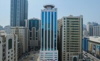 Royal Garden Suite Hotel - Spojené arabské emiráty, Sharjah,