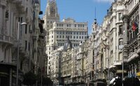 Hotel Puerta de Toledo - Španělsko, Madrid,