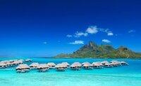 Four Seasons Resort Bora Bora - Francouzská polynésie, Bora Bora,
