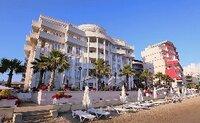 Palace Hotel & Spa Durres - Albánie, Durrës město,