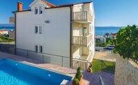 Apartmán CDE029 - Chorvatsko, Podstrana,