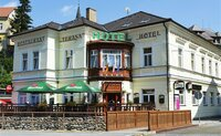 Hotel Terasa - Česká republika, Vimperk,