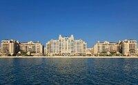 Fairmont The Palm, Dubai - Spojené arabské emiráty, Palmový ostrov,