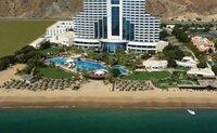 Le Meridien Al Aqah Beach Resort - Spojené arabské emiráty, Fujairah,